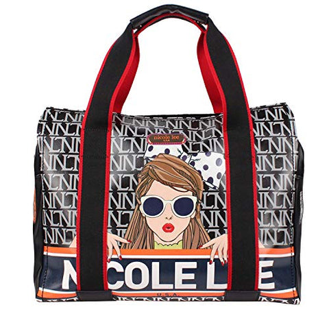 Exclusive Fashionable Light Printed Duffel Bag (See My Sweetheart)