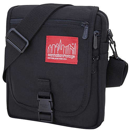Manhattan Portage Urban Bag (Black)