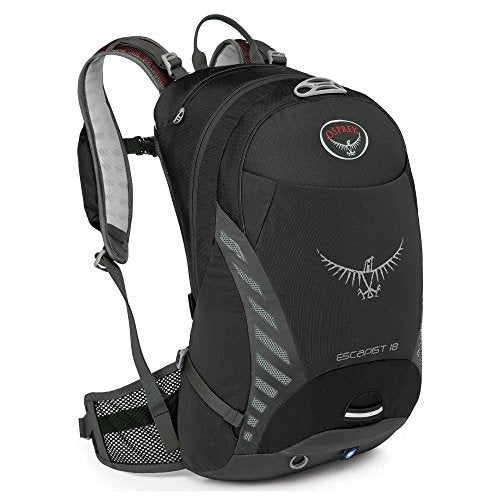 Osprey Escapist 18 Daypacks, Black, Medium/Large