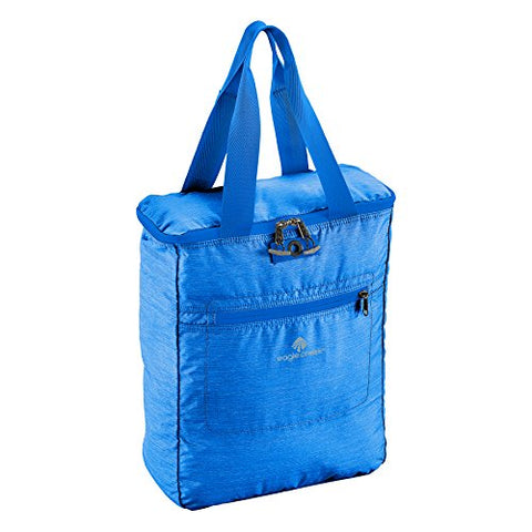 Eagle Creek Packable Tote, Blue Sea