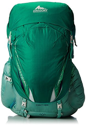 Gregory Mountain Products Cairn 58 Backpack, Teal Green, Medium