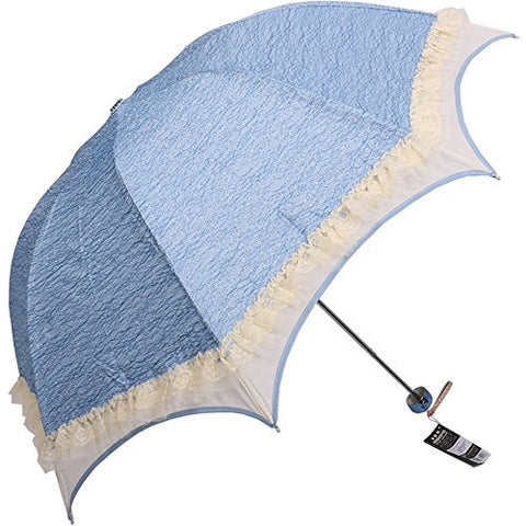 HOMEE Uv protection umbrella sun umbrella can be folded with rain and rain umbrella (color