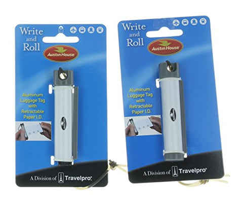 Travelpro 16007Wr00 Write & Roll Luggage Tag