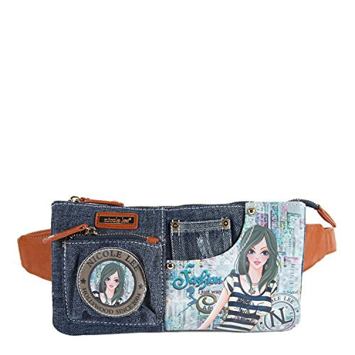 Nicole Lee Fanny Pack DO, Dolly, One Size