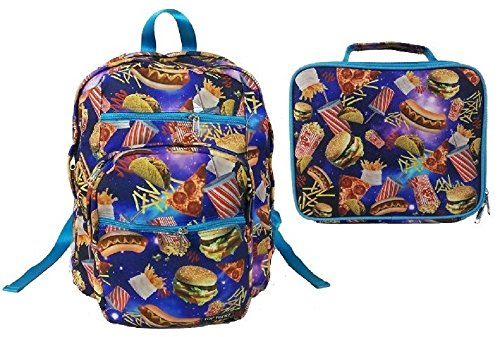 Tasty Print Backpack Bundle