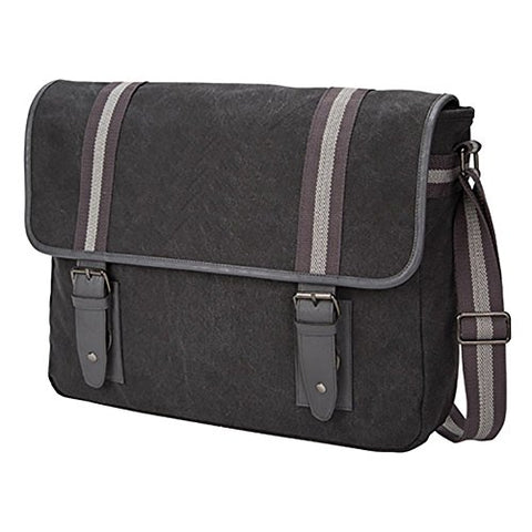 Goodhope Bags Arlington Computer/Tablet Messenger, Grey