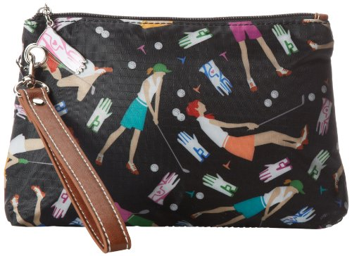 Sydney Love Lady Golf Cosmetic Case,Multi,One Size
