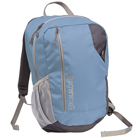 Browning Day Pack (Carolina Blue/Grey)