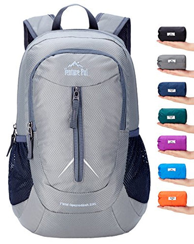 Venture Pal 25L - Durable Packable Lightweight Travel Hiking Backpack Daypack Small Bag For Men