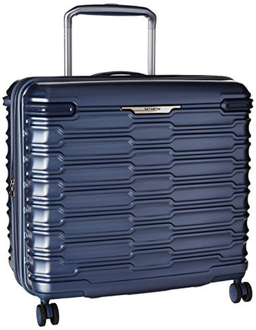 Samsonite Stryde Hardside Glider Medium Journey, Blue Slate