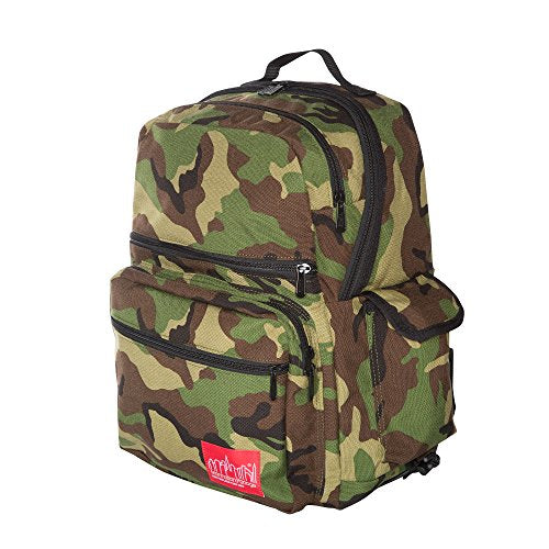 Manhattan Portage Ken's Backpack, Camo, One Size