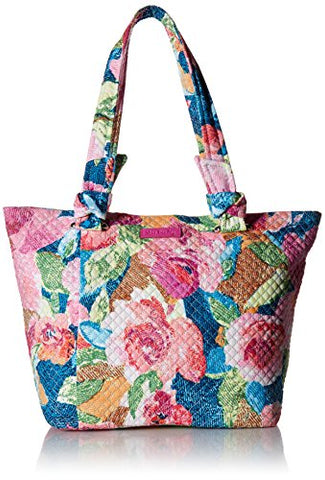 Vera Bradley Hadley East West Tote, Signature Cotton, Superbloom