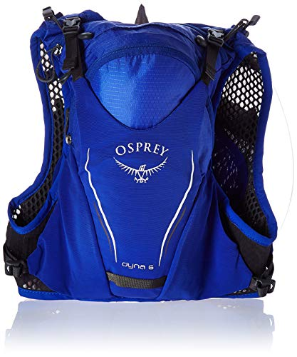 Osprey Packs Dyna 6 Women's Running Hydration Vest, Purple Storm, WS/Medium