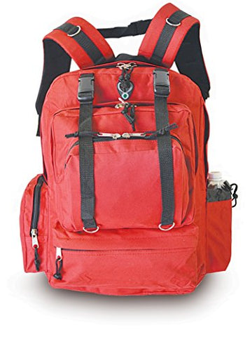 Explorer Large Backpack, Red, 18.50 x 12.50 x 7-Inch