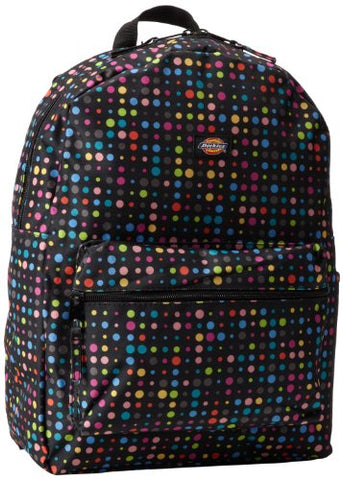 Dickies Student Backpack, Multi Scale Dot, One Size