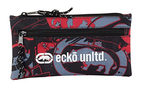 Ecko Unltd. Official School Pencil Case with Double Zip