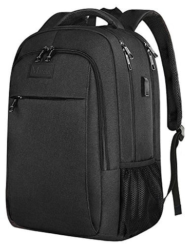 Anti Theft Laptop Backpack, Business Travel Laptop Backpack With Usb Charging Port For Women And