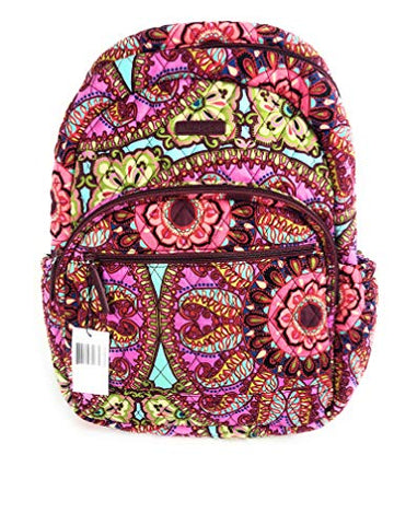 Vera Bradley Essential Backpack Quilted Cotton Resort Medallion