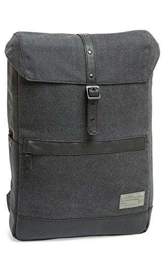HEX Supply Collection Alliance Backpack - Charcoal Canvas - HX1590-CHCV
