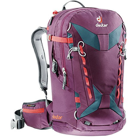 Deuter Freerider Pro 28 Sl - Women'S Blackberry/Arctic
