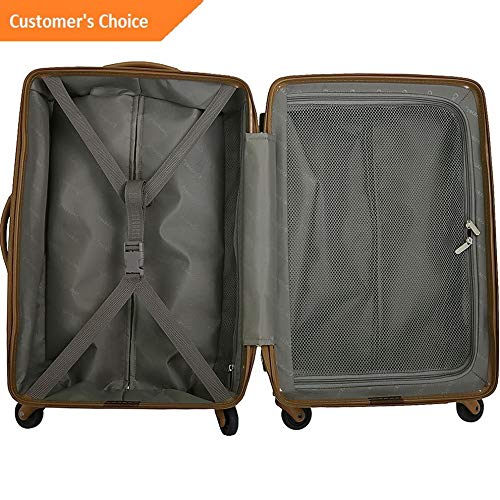 Sandover Chariot Titanic 20 Hardside Spinner Carry On 2 Colors Hardside Carry-On NEW | Model LGGG -