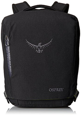 Osprey Packs Pixel Port Daypack (Spring 2016 Model), Black Pepper