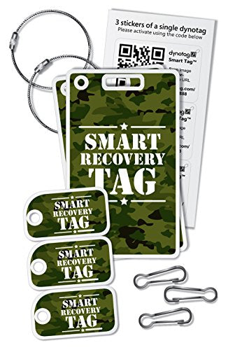 Dynotag Camo Deployment Kit: A Starter Assortment Of Our Popular Smart Tags