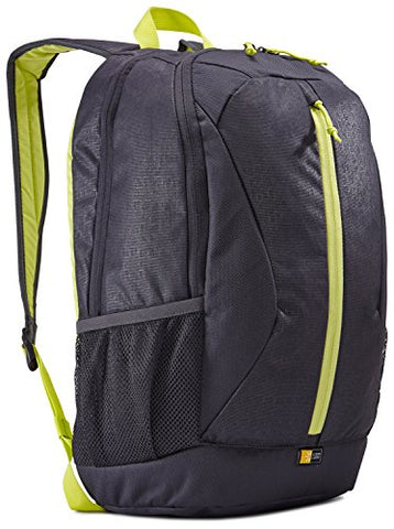 Case Logic Ibira Notebook Carrying Backpack (IBIR115ANTHRACITE)