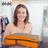 Dot&Dot Large Packing Cubes for Travel - 4 Piece Luggage Accessories Organizers