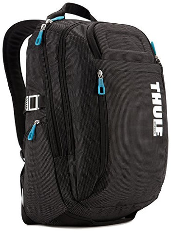 "Thule 15"" Laptop Computer Crossover Backpack 21L Blk"
