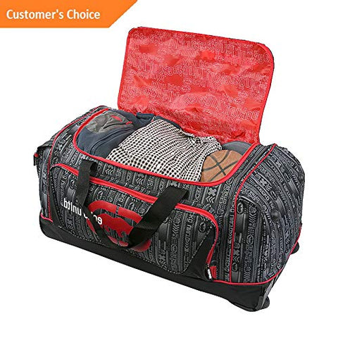 Sandover Ecko Unltd Steam Large Rolling Duffel 2 Colors | Model LGGG - 2922 |