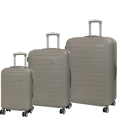 it luggage Legion 8-Wheel Hardside Expandable, Cobblestone Trim