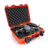 Nanuk DJI Drone Waterproof Hard Case with Custom Foam Insert for DJI Mavic - 920-MAV3 Orange