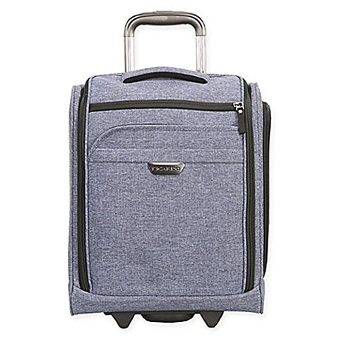 The Indigo Blue Ricardo Beverly Hills Malibu Bay Rolling underseater spinner luggage