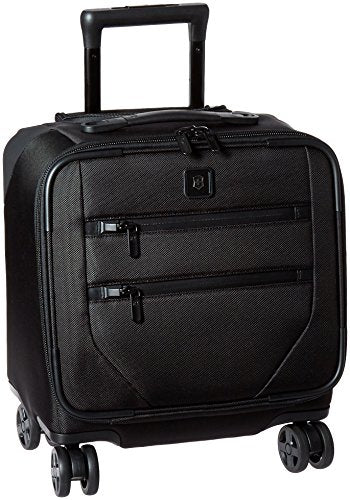 Victorinox Lexicon 2.0 Dual-Caster Spinner Boarding Tote, Black