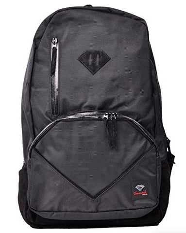 Diamond Supply Co. Life Backpack (One_Size, Black)