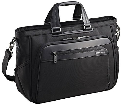 Zero Halliburton Profile Large Boarding Tote, Black, One Size