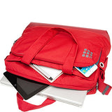 Moleskine MyCloud Briefcase (Scarlet Red)