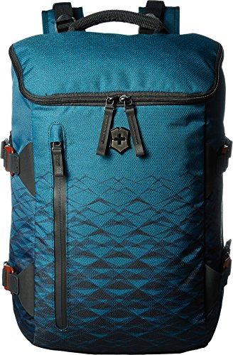 Victorinox Unisex VX Touring Laptop Backpack 15 Dark Teal One Size