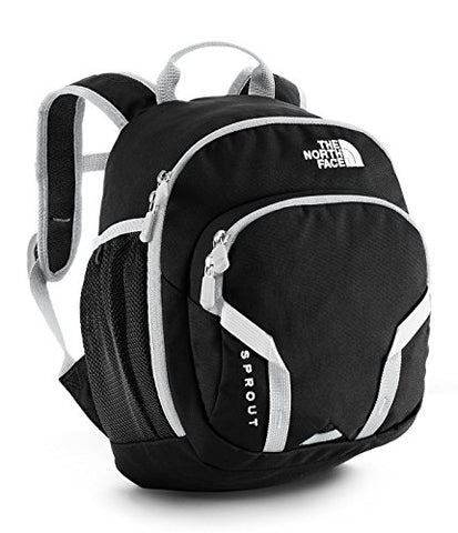 The North Face Unisex Sprout (Toddler/Little Kid) Tnf Black/High Rise Grey Backpack