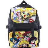 E.a@market Sailor Moon Backpack Childrens School Backpacks (B)