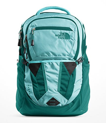 The North Face Women's Recon Laptop Backpack (Kokomo Green/Everglade)