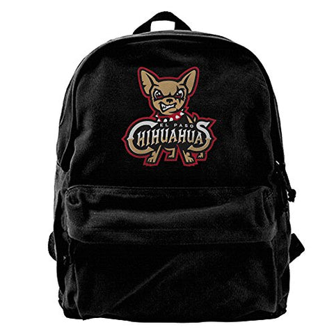 El Paso Chihuahuas Mens&womens Lightweight Backpack School Bag For Travelling