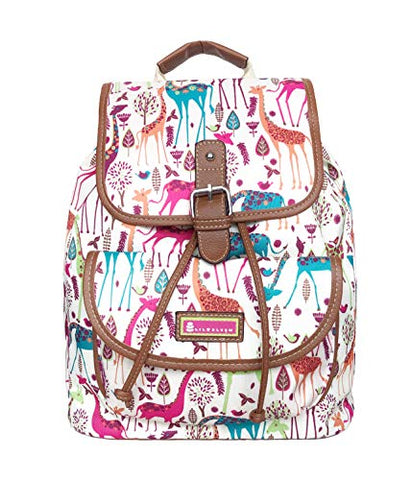 Lily Bloom Giraffe IC Park Backpack