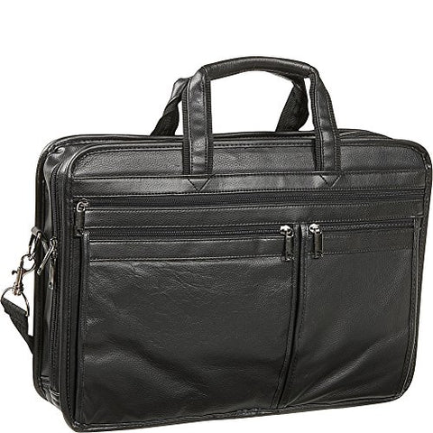 Bellino Soft Brief/Laptop Case (Black)
