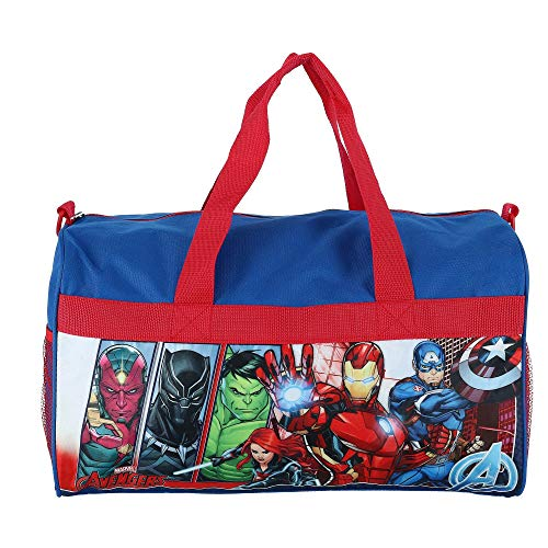 "Marvel Avengers 18"" Carry-On Duffel Bag"