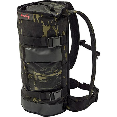 Henty Tube Day Pack Backpack 20L (Medium) (Camo)
