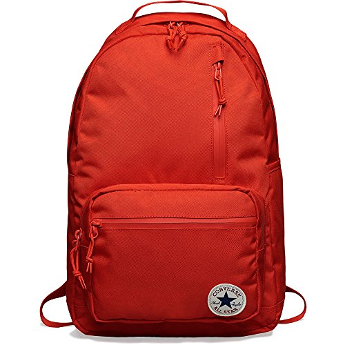 Converse All Star Go Solid Colors Backpack, Red, One Size