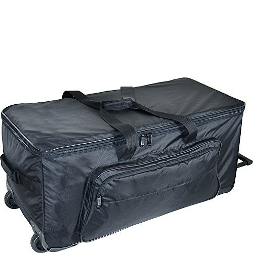 "Netpack 40"" Fat Boy Jr Ii Wheeled Duffel (Black)"