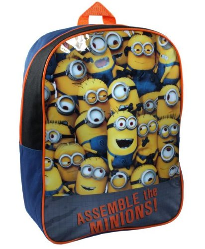 Despicable Me 2 Minions backpack